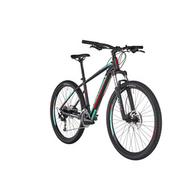 "ORBEA MX 40 MTB Hardtail 27,5"" sort/turkis"
